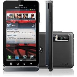 Déverrouiller par code votre mobile Motorola XT860