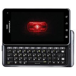 Déverrouiller par code votre mobile Motorola XT883 Milestone 3