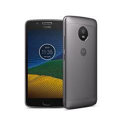Codes de déverrouillage, débloquer Motorola Moto G5