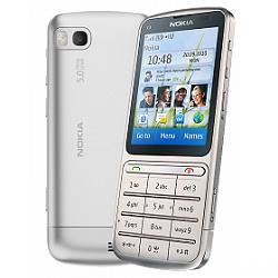 Déverrouiller par code votre mobile Nokia C3-01 Touch and Type