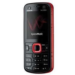 Déverrouiller par code votre mobile Nokia 5320 XpressMusic