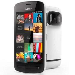 Déverrouiller par code votre mobile Nokia 808 PureViev