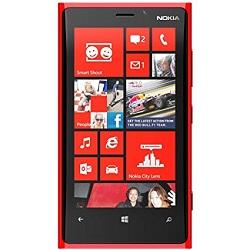 Codes de déverrouillage, débloquer Nokia Lumia 920