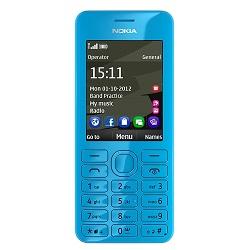 Codes de déverrouillage, débloquer Nokia 206