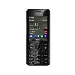 Déverrouiller par code votre mobile Nokia Asha 206 Dual Sim