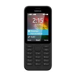 Déverrouiller par code votre mobile Nokia 215