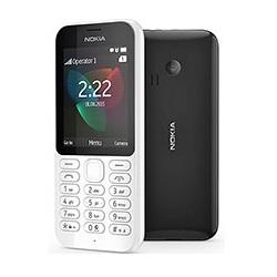 Déverrouiller par code votre mobile Nokia 222 Dual Sim