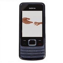Déverrouiller par code votre mobile Nokia 6202 Classic