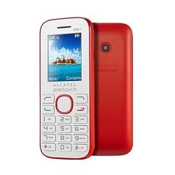 Déverrouiller par code votre mobile Alcatel OT-2052N