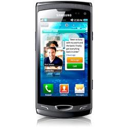 Déverrouiller par code votre mobile Samsung S8530 Wave II