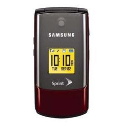Déverrouiller par code votre mobile Samsung SHW M340s