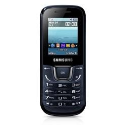 Déverrouiller par code votre mobile Samsung E1282T