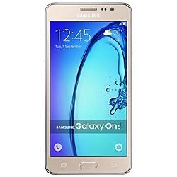 Déverrouiller par code votre mobile Samsung Galaxy On5