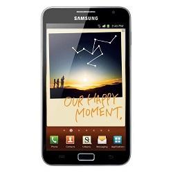 Déverrouiller par code votre mobile Samsung N700