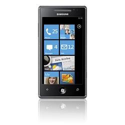 Déverrouiller par code votre mobile Samsung i8700