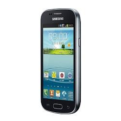 Déverrouiller par code votre mobile Samsung Duos S7572
