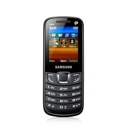 Déverrouiller par code votre mobile Samsung GT E3300L