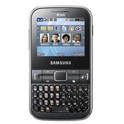 Déverrouiller par code votre mobile Samsung Chat 322