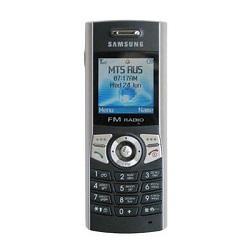 Déverrouiller par code votre mobile Samsung X140