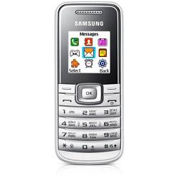 Déverrouiller par code votre mobile Samsung E1050