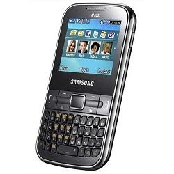 Déverrouiller par code votre mobile Samsung Chat 335