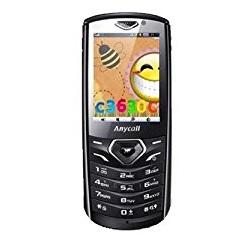 Déverrouiller par code votre mobile Samsung C3630