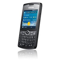 Déverrouiller par code votre mobile Samsung B7350 Omnia Pro 4