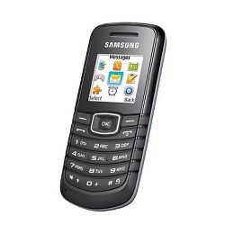 Déverrouiller par code votre mobile Samsung E1086L