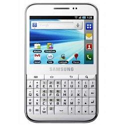 Déverrouiller par code votre mobile Samsung B7510 Galaxy Pro