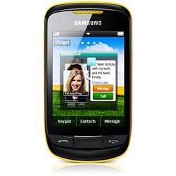 Déverrouiller par code votre mobile Samsung S3850 Corby II