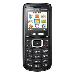 Déverrouiller par code votre mobile Samsung E1107 Crest Solar
