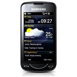 Déverrouiller par code votre mobile Samsung B7610 OmniaPRO