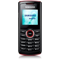 Déverrouiller par code votre mobile Samsung E2120