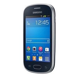 Déverrouiller par code votre mobile Samsung Galaxy Fame Lite S6790