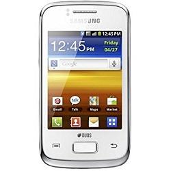 Déverrouiller par code votre mobile Samsung S6102 Galaxy Y Duos