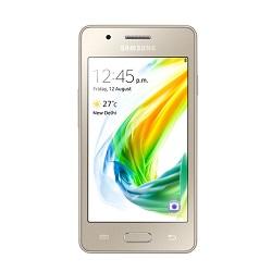 Déverrouiller par code votre mobile Samsung Z2