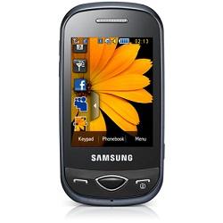 Déverrouiller par code votre mobile Samsung Corby Plus