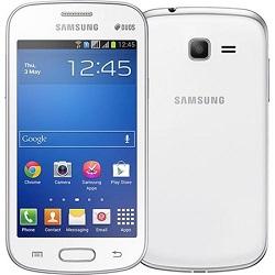 Déverrouiller par code votre mobile Samsung Galaxy Fresh S7390