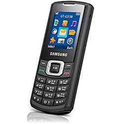 Déverrouiller par code votre mobile Samsung E2130