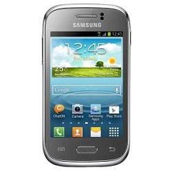 Déverrouiller par code votre mobile Samsung S6310N