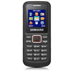 Déverrouiller par code votre mobile Samsung E1130