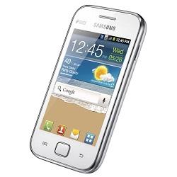 Déverrouiller par code votre mobile Samsung Galaxy Ace Duos