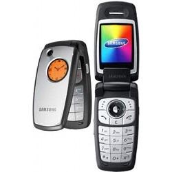 Déverrouiller par code votre mobile Samsung E760