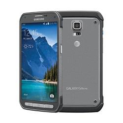 Déverrouiller par code votre mobile Samsung S5 Active