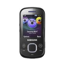 Déverrouiller par code votre mobile Samsung Beat Techno