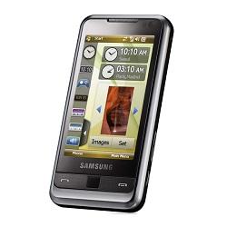 Déverrouiller par code votre mobile Samsung Omnia