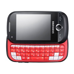 Déverrouiller par code votre mobile Samsung Corby PRO