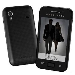 Déverrouiller par code votre mobile Samsung Galaxy Ace Hugo Boss
