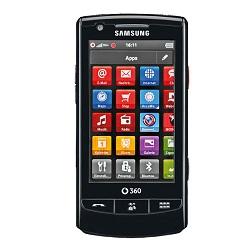 Déverrouiller par code votre mobile Samsung Vodafone 360 M1