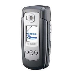 Déverrouiller par code votre mobile Samsung E770v